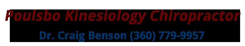 Poulsbo Kinesiology Chiropractor